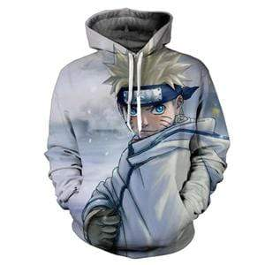"Premium ""My Ninja Way"" Art Hoodie anime-store"