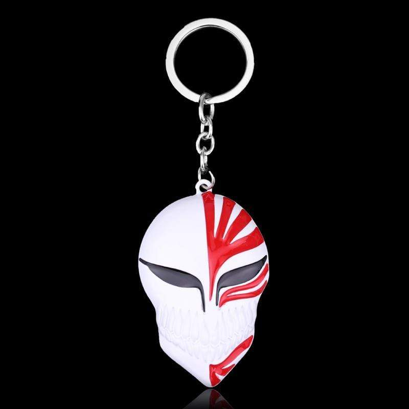Red God of Death Mask Keychain anime-store