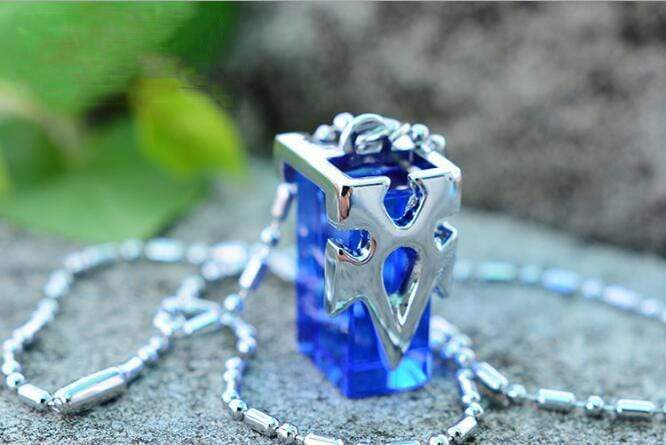 SAO Crystal Necklace anime-store