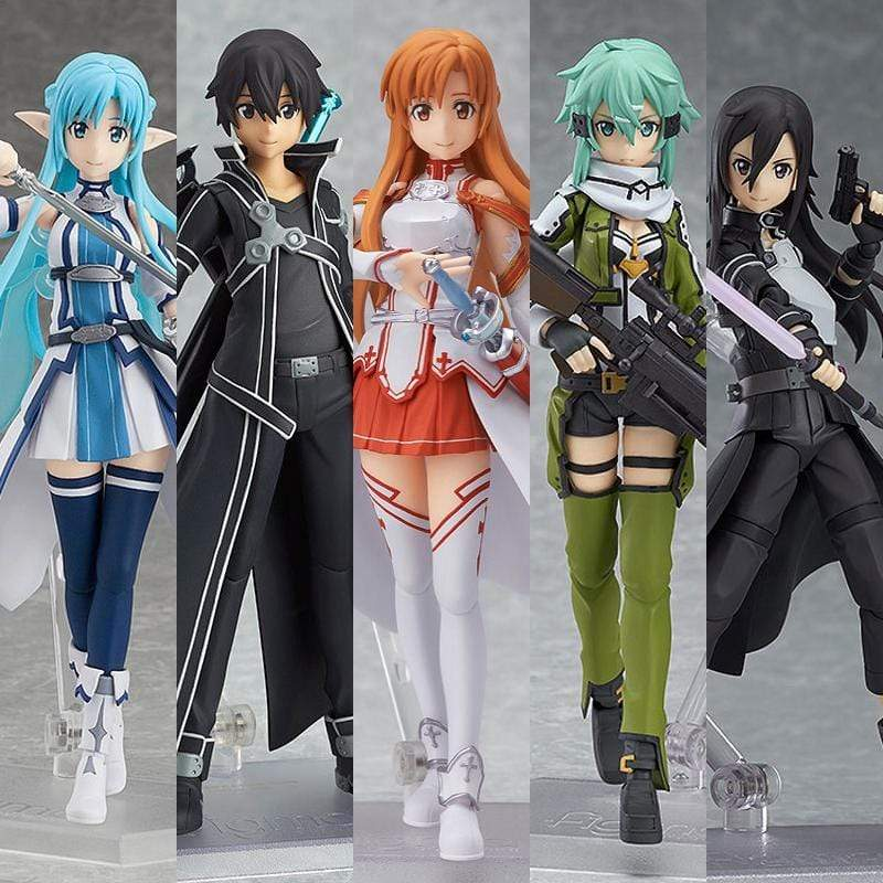 SAO Mini Figures (Choose 1)! anime-store