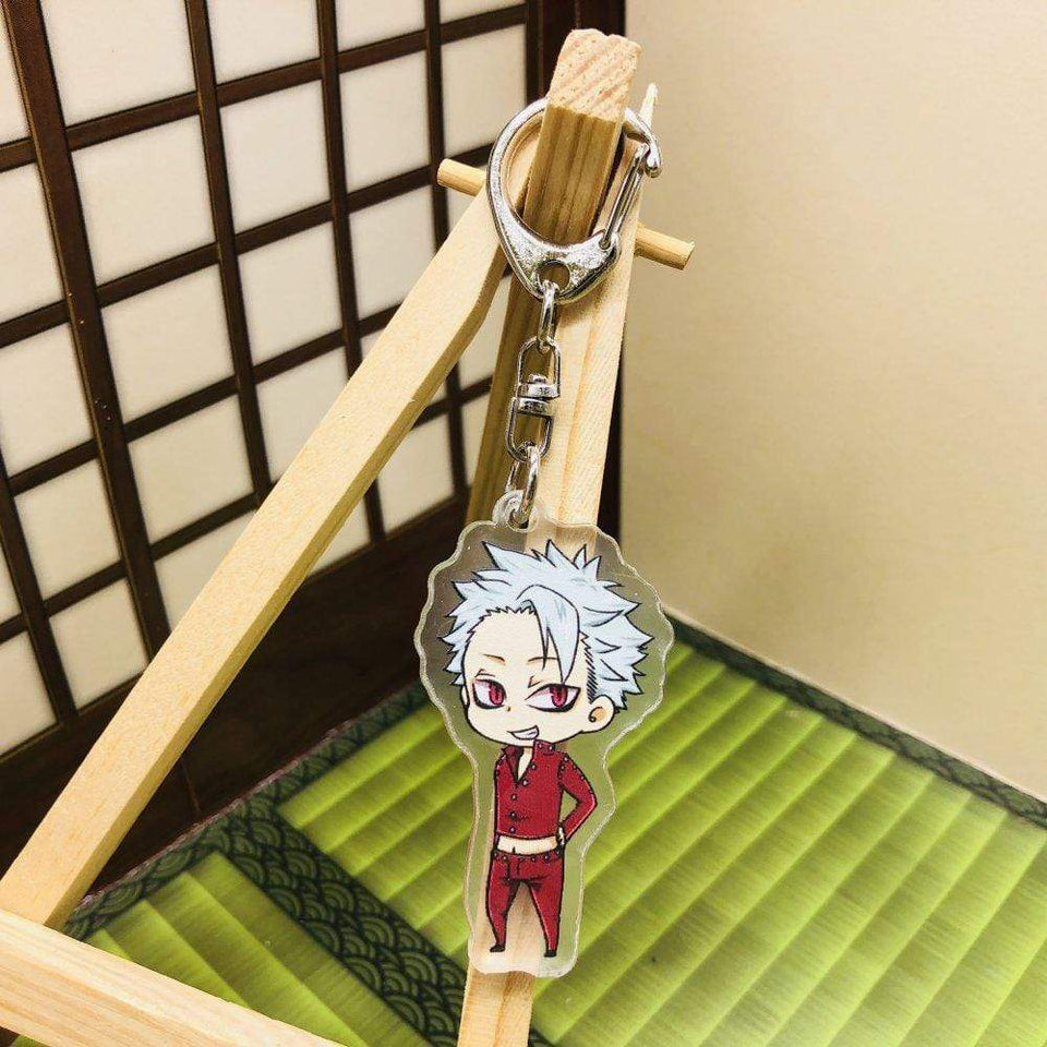 SDS Keychains! anime-store