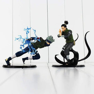 Shikamaru and Kakashi Figures anime-store