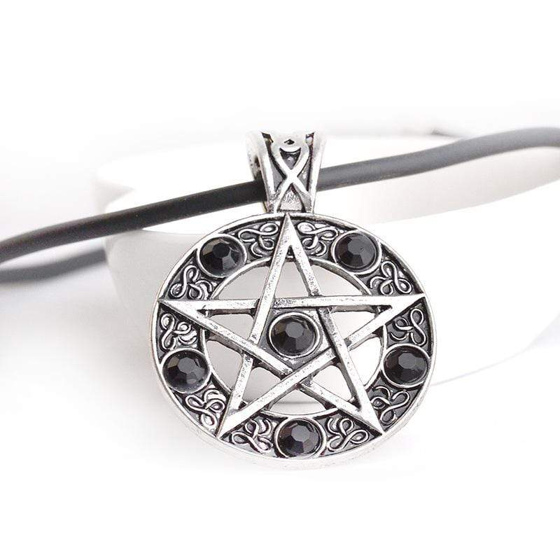 Supernatural Black Butler Necklace