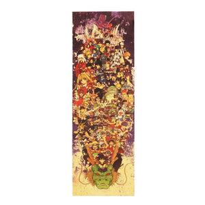 The Fullmetal Anime Artwork Poster anime-store