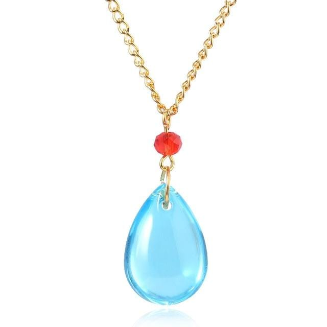 Howl's Moving Castle Necklace