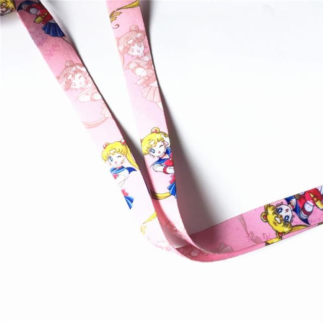 Sailor Moon Lanyard