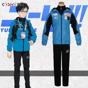 Yuri On Ice - Katsuki Yuri Jacket Cosplay anime-store