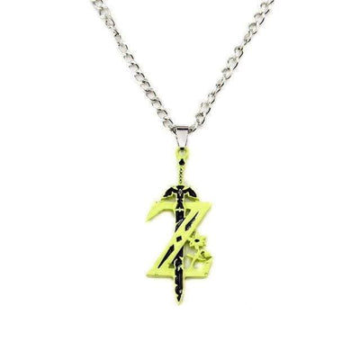 """Z"" Sword Necklace anime-store"
