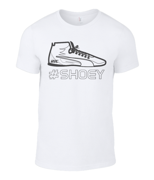 #SHOEY - White