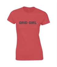 Grid Girl. (black)