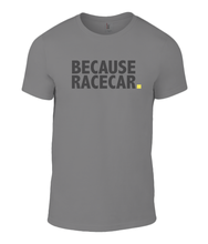 Because Racecar. (alternate)