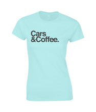 Cars & Coffee. (Women's)