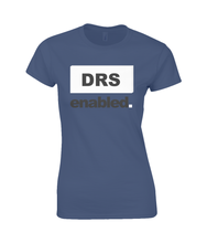 DRS enabled. (Women's)