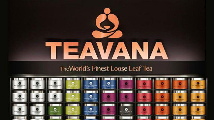 Teavana closed all stores