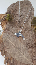 Sterling silver Orca/Killer whale - Anna Ancell Jewellery
