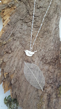 Sterling silver Robin - Anna Ancell Jewellery
