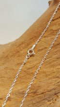 "Sterling silver prince of Wales 9.5"" (24cm) anklet chain, summer jewellery, ankle chain - Anna Ancell Jewellery"