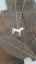 Horse pendant in sterling silver - Anna Ancell Jewellery