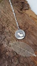 Sterling Silver 'Red Deer/Stag' pendant - Anna Ancell Jewellery