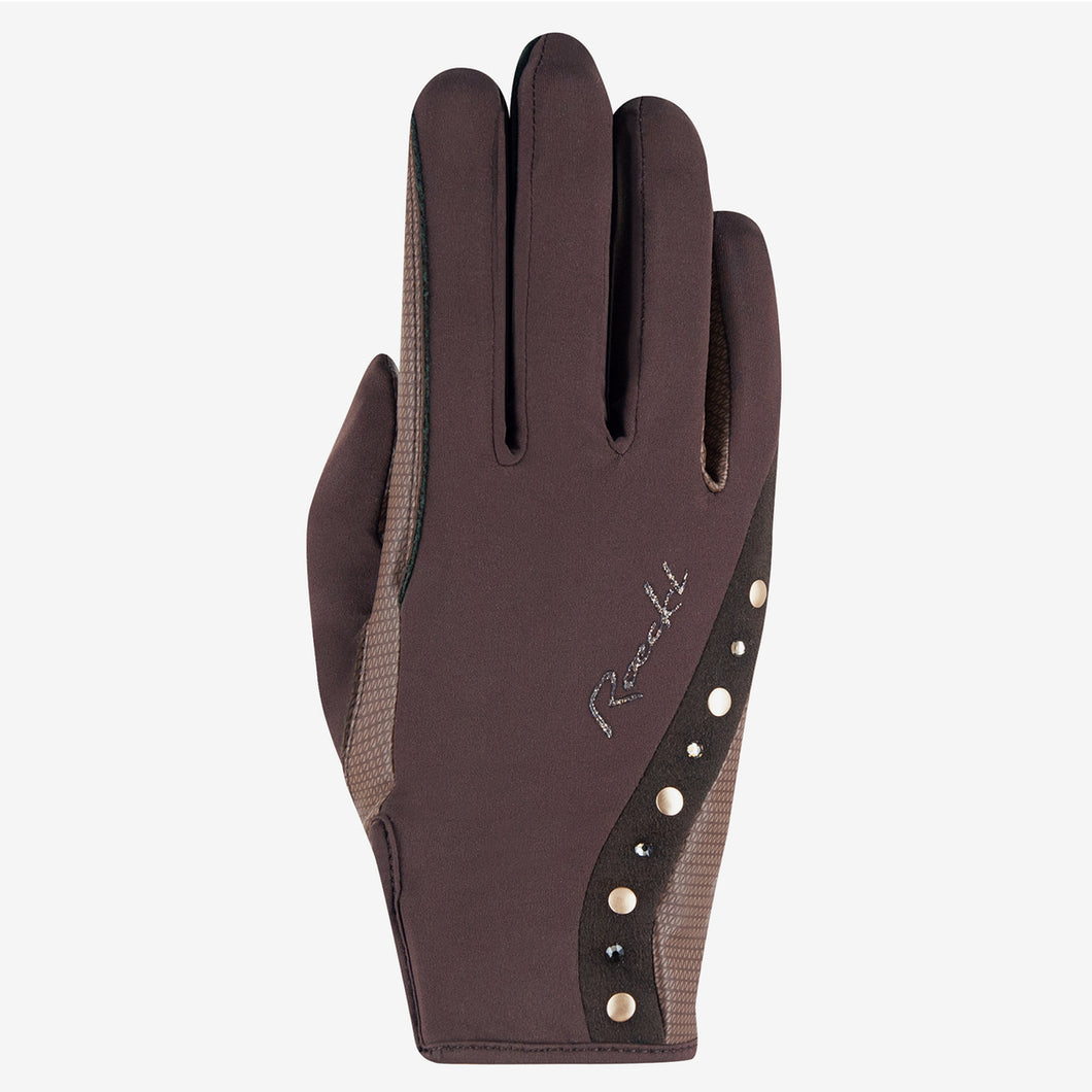 Roeckl ''Mocca Jardy'' Riding Gloves