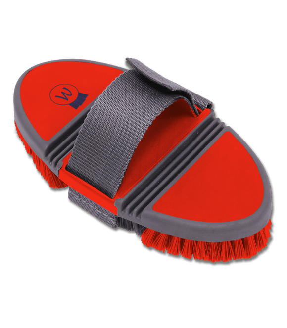 Waldhausen ''Red Flexi'' Body Brush