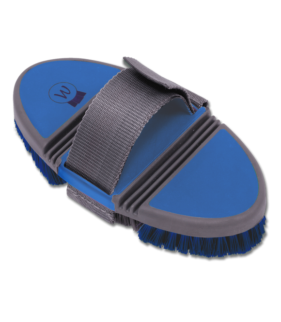 Waldhausen ''Blue Flexi'' Body Brush