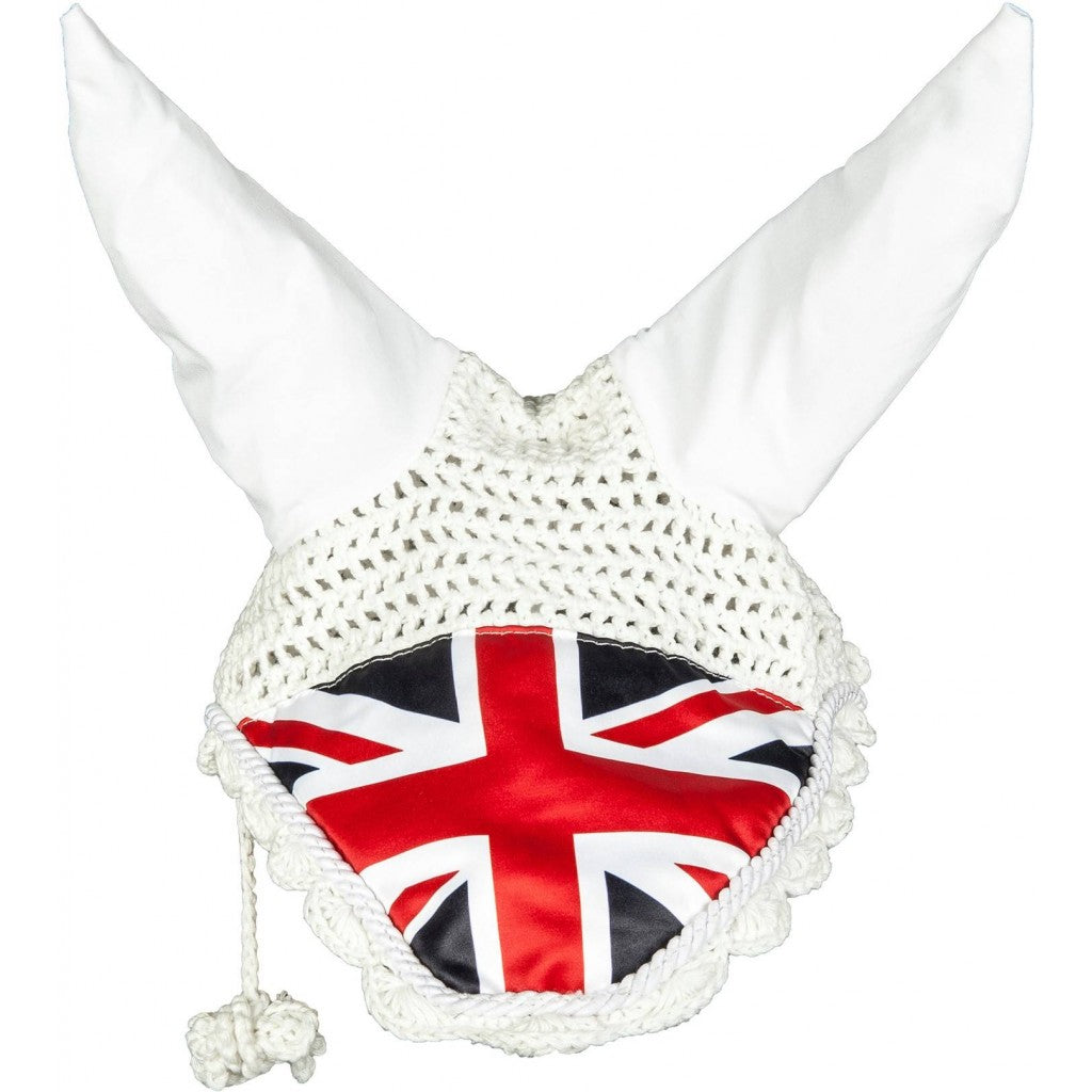 HKM ''UK Flags'' Ear Bonnet