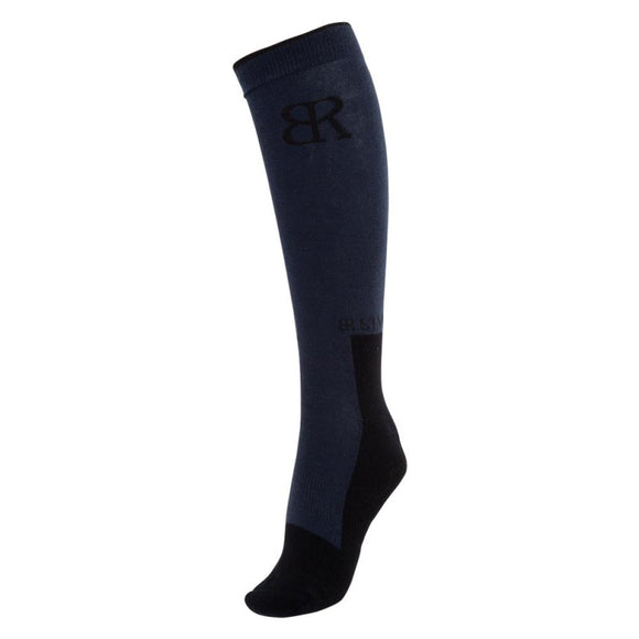 BR ''Navy Blazer Nevada'' Riding Socks
