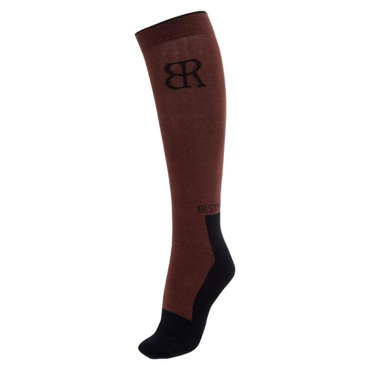 BR ''Dark Port Nevada'' Riding Socks