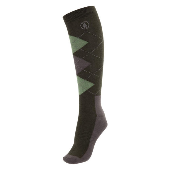 BR ''Dark Forest Nickolas'' Riding Socks
