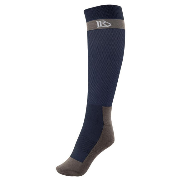 BR ''Navy Blazer Onora'' Riding Socks