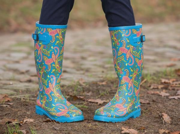 Busse Wellington Boots Fashion