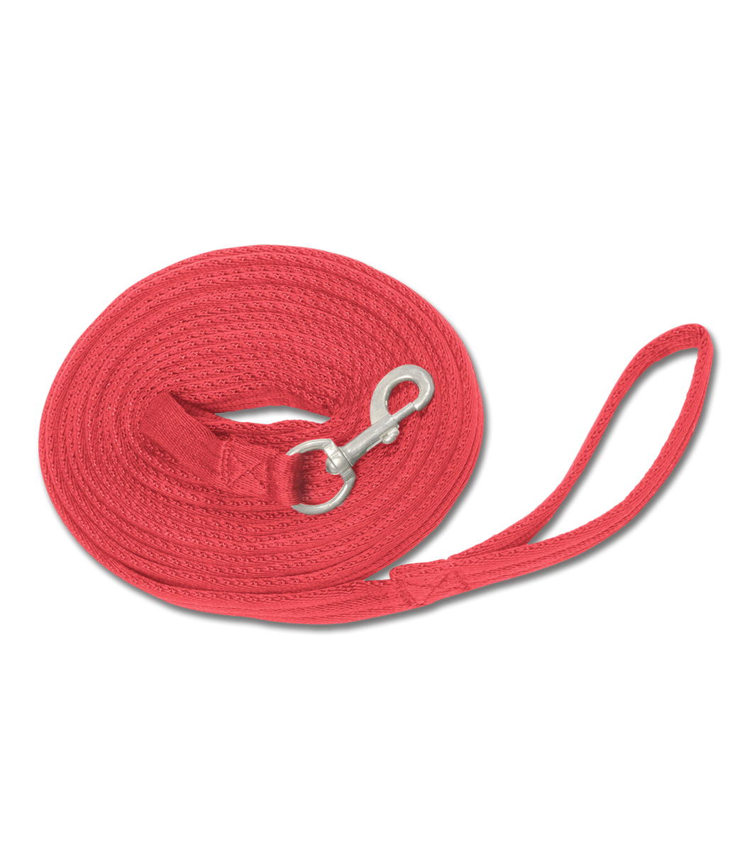 Waldhausen ''Red Griffy'' Lunge Rope