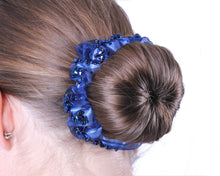 Load image into Gallery viewer, QHP ''Sparkle'' Hair Scrunchie