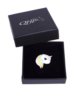 QHP ''Unicorn'' Stock Pin