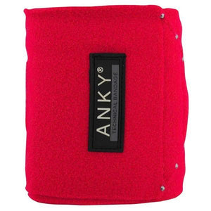 ANKY ''Robin Red'' Fleece Bandages AW18