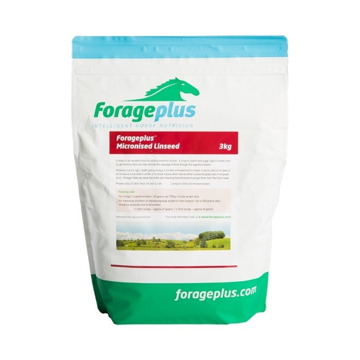 Forageplus ''Micronised Linseed''