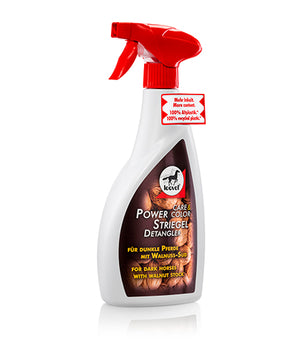 Leovet Power Detangler Walnut