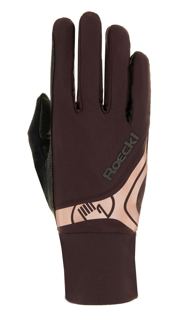 Roeckl ''Mocca Melbourne'' Riding Gloves