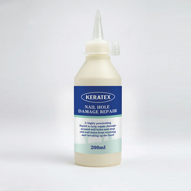 Keratex ''Nail Hole Damage'' Repair Liquid