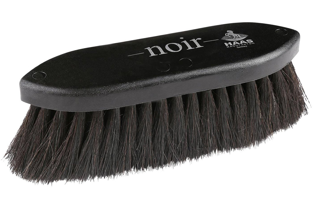 Haas ''Fell Noir'' Dandy Brush