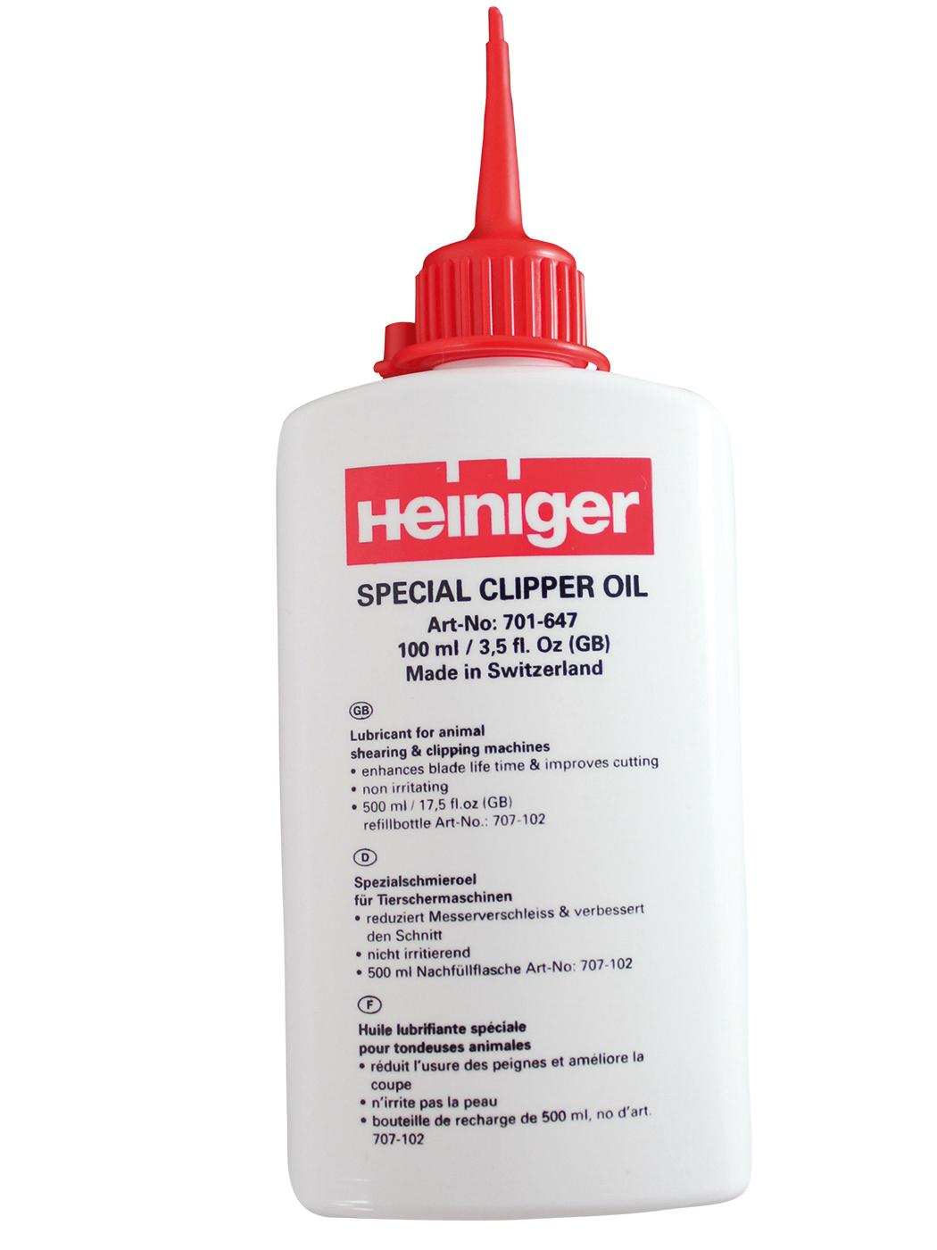 Heiniger ''Clipper Oil''