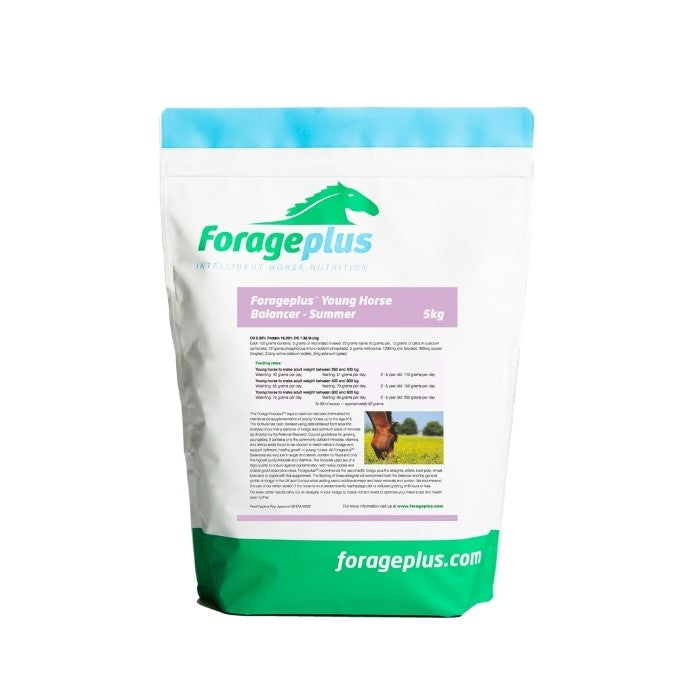 Forageplus ''Young Horse'' Summer Balancer