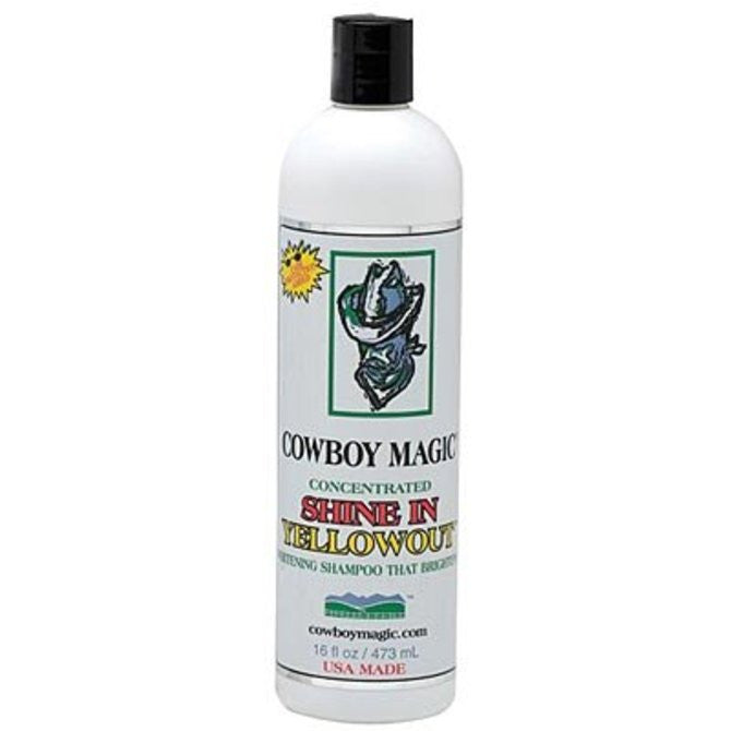 Cowboy Magic ''Shine In Yellowout'' Shampoo