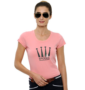 Spooks ''Pink Icing Crown'' T-Shirt