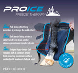 LeMieux ''Pro Ice'' Freeze Therapy Boots