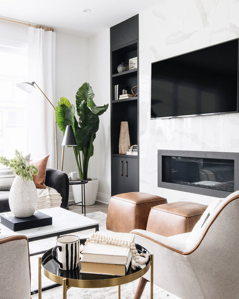 7 Masculine Interiors To Make You Swoon Our Father S Day Gift Guide Hunter Co
