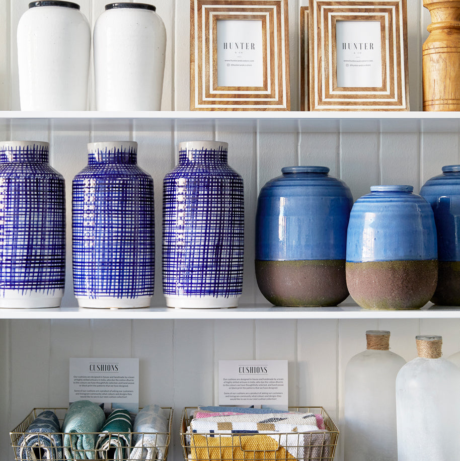 VASES AND JARS