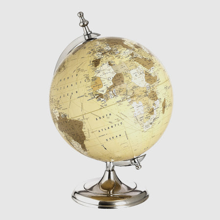 CLASSIC SEPIA GLOBE - HUNTER & CO.