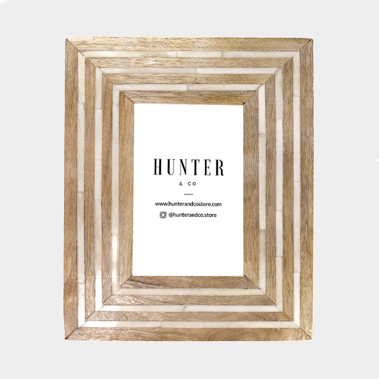 EZRA PHOTO FRAME - HUNTER & CO.
